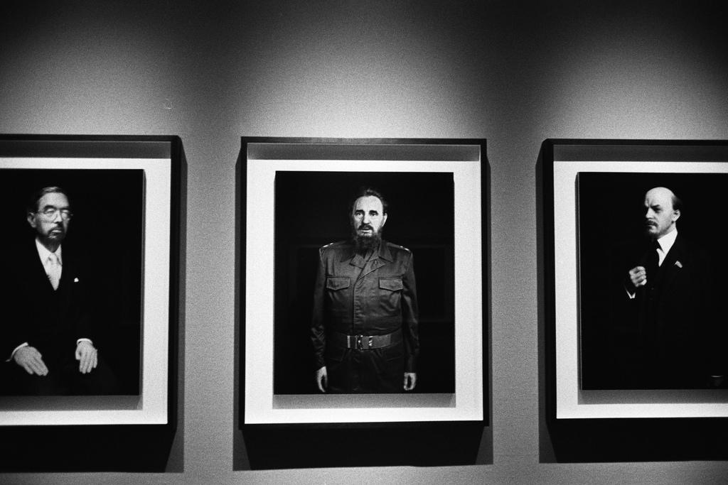 Portraits, Hiroshi Sugimoto