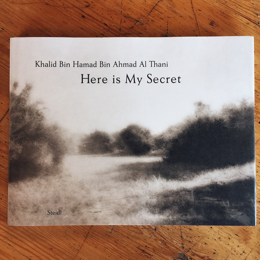 'Here is my secret', o la poesía del desierto de Qatar