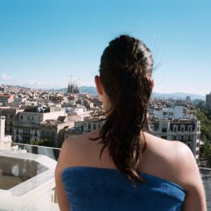 Barcelona desde El Avenida Palace