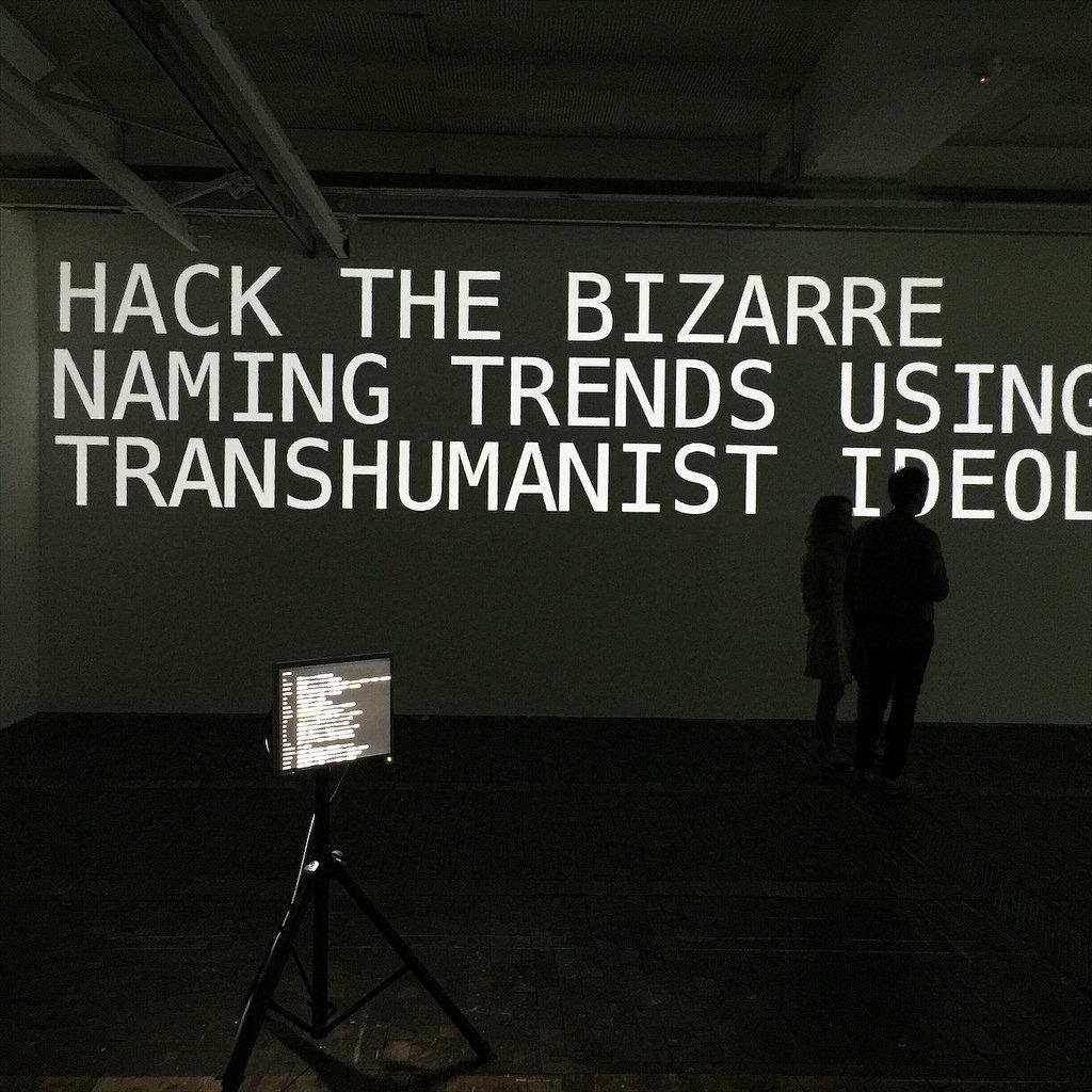 MAMCO, exposición del colectivo desinovation.org