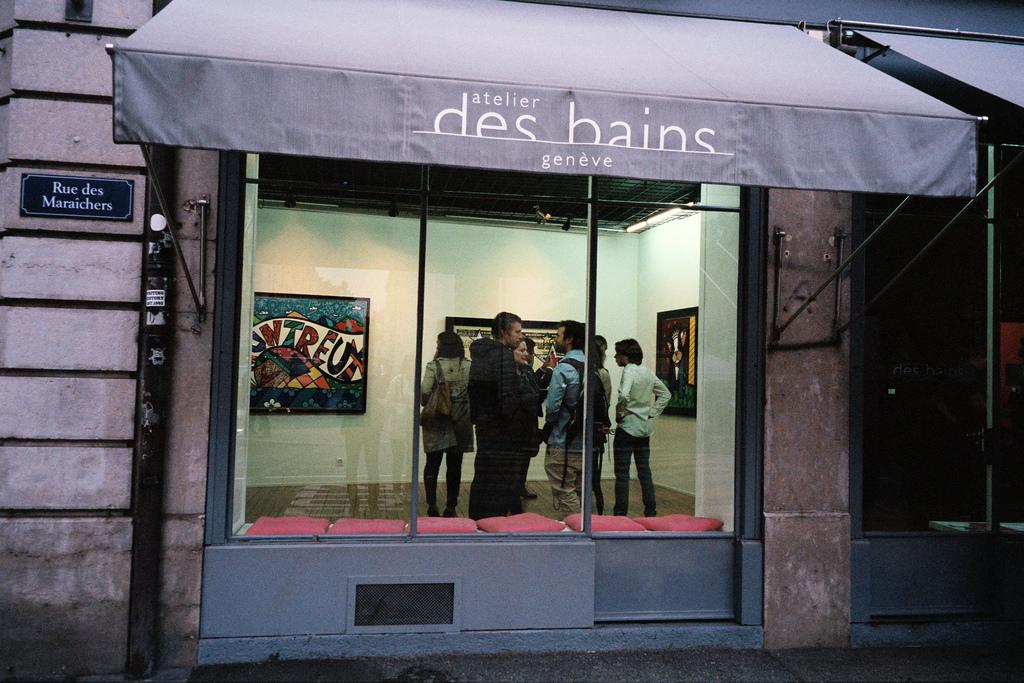 Qué ver en Ginebra: Quartier des Bains y el arte contemporáneo