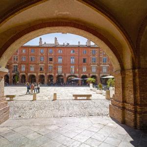Un paseo por Montauban