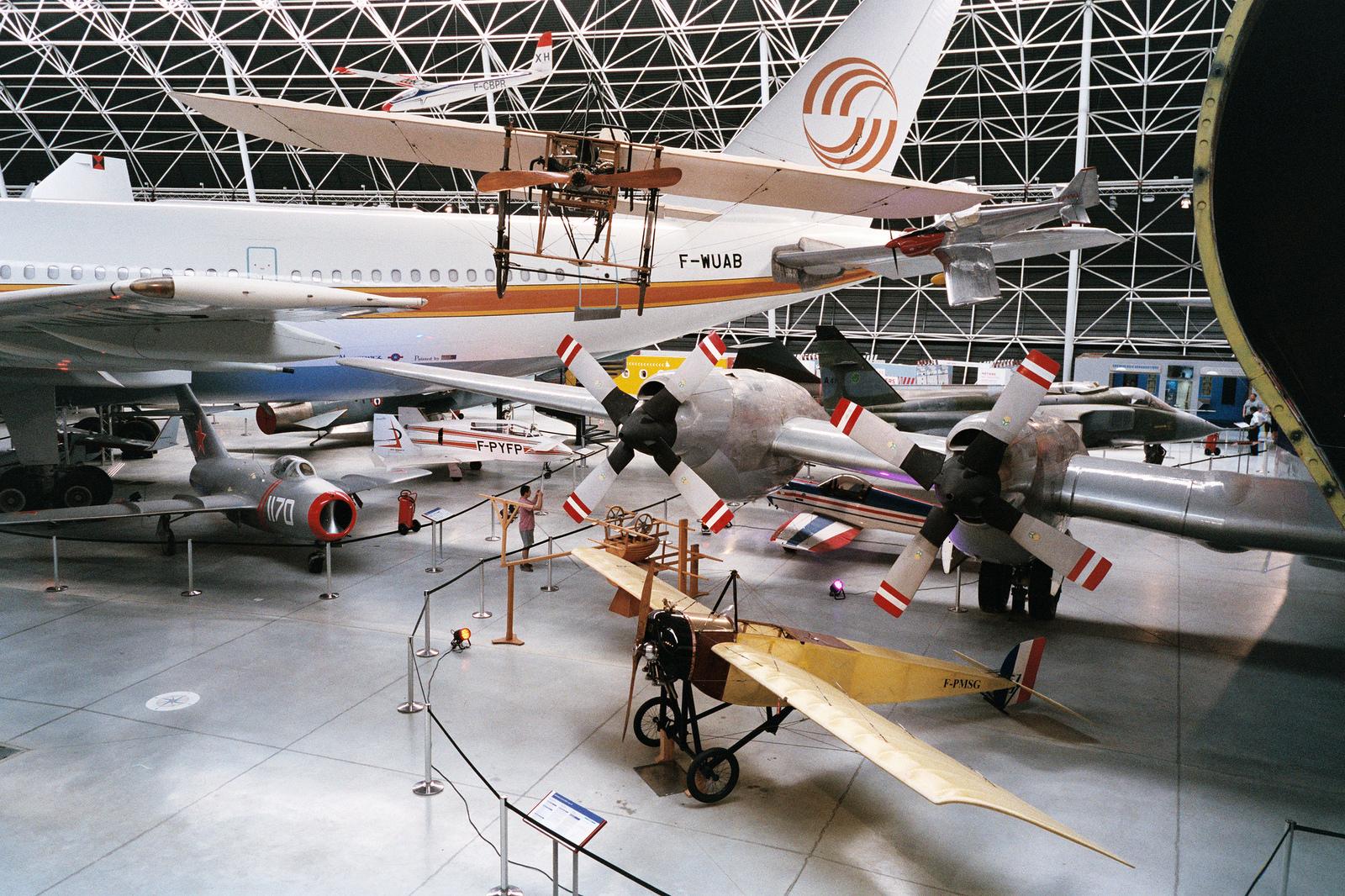 Aeroscopia, el museo aeronáutico de Toulouse