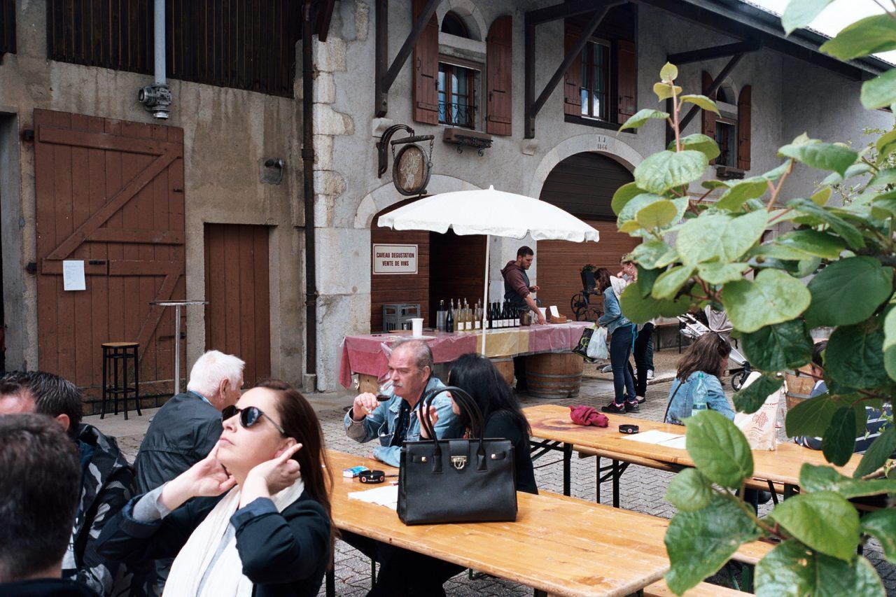 Jornada de bodegas abiertas de Ginebra